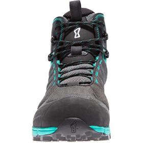 inov-8 Roclite 370 Zapatillas Mujer, black/teal
